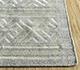 Jaipur Rugs - Flat Weave Wool and Viscose Beige and Brown SDWV-176 Area Rug Cornershot - RUG1099789