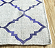 Jaipur Rugs - Flat Weave Wool and Viscose Beige and Brown SDWV-177 Area Rug Cornershot - RUG1100314