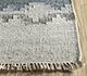 Jaipur Rugs - Flat Weave Wool and Viscose Ivory SDWV-18 Area Rug Cornershot - RUG1100315