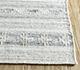 Jaipur Rugs - Flat Weave Wool and Viscose Ivory SDWV-23 Area Rug Cornershot - RUG1099863