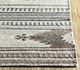 Jaipur Rugs - Flat Weave Wool and Viscose Beige and Brown SDWV-25 Area Rug Cornershot - RUG1099826