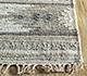 Jaipur Rugs - Flat Weave Wool and Viscose Beige and Brown SDWV-25 Area Rug Cornershot - RUG1099817