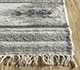 Jaipur Rugs - Flat Weave Wool and Viscose Ivory SDWV-25 Area Rug Cornershot - RUG1099866