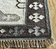 Jaipur Rugs - Flat Weave Wool and Viscose Ivory SDWV-26 Area Rug Cornershot - RUG1099794