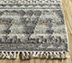 Jaipur Rugs - Flat Weave Wool and Viscose Beige and Brown SDWV-27 Area Rug Cornershot - RUG1099870