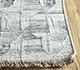 Jaipur Rugs - Flat Weave Wool and Viscose Ivory SDWV-34 Area Rug Cornershot - RUG1100331