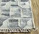 Jaipur Rugs - Flat Weave Wool and Viscose Ivory SDWV-34 Area Rug Cornershot - RUG1099799