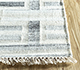Jaipur Rugs - Flat Weave Wool and Viscose Blue SDWV-37 Area Rug Cornershot - RUG1099800
