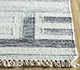 Jaipur Rugs - Flat Weave Wool and Viscose Ivory SDWV-37 Area Rug Cornershot - RUG1099819