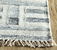Jaipur Rugs - Flat Weave Wool and Viscose Ivory SDWV-37 Area Rug Cornershot - RUG1099888
