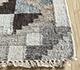 Jaipur Rugs - Flat Weave Wool and Viscose Beige and Brown SDWV-40 Area Rug Cornershot - RUG1100264