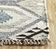 Jaipur Rugs - Flat Weave Wool and Viscose Ivory SDWV-51 Area Rug Cornershot - RUG1100350