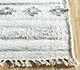 Jaipur Rugs - Flat Weave Wool and Viscose Ivory SDWV-56 Area Rug Cornershot - RUG1099803