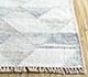 Jaipur Rugs - Flat Weaves Wool and Viscose Ivory SDWV-84 Area Rug Cornershot - RUG1100380