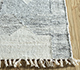 Jaipur Rugs - Flat Weave Wool and Viscose Ivory SDWV-91 Area Rug Cornershot - RUG1100383