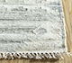 Jaipur Rugs - Flat Weave Wool and Viscose Ivory SDWV-97 Area Rug Cornershot - RUG1100387