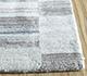 Jaipur Rugs - Hand Loom Wool and Viscose Ivory SHWV-06 Area Rug Cornershot - RUG1099923