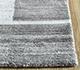 Jaipur Rugs - Hand Loom Wool and Viscose Ivory SHWV-12 Area Rug Cornershot - RUG1099957