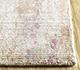 Jaipur Rugs - Hand Loom Wool and Viscose Red and Orange SHWV-26 Area Rug Cornershot - RUG1100030
