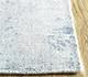 Jaipur Rugs - Hand Loom Wool and Viscose Blue SHWV-28 Area Rug Cornershot - RUG1100032