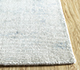 Jaipur Rugs - Hand Loom Wool and Viscose Blue SHWV-36 Area Rug Cornershot - RUG1100036