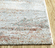 Jaipur Rugs - Hand Loom Wool and Viscose Ivory SHWV-38 Area Rug Cornershot - RUG1100038