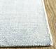 Jaipur Rugs - Hand Loom Wool and Viscose Blue SHWV-43 Area Rug Cornershot - RUG1100043