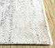 Jaipur Rugs - Hand Loom Wool and Viscose Ivory SHWV-49 Area Rug Cornershot - RUG1099979