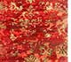 Jaipur Rugs - Hand Knotted Wool and Silk Red and Orange SKRT-813 Area Rug Cornershot - RUG1038612