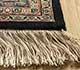Jaipur Rugs - Hand Knotted Wool Beige and Brown SKWL-26 Area Rug Cornershot - RUG1097884