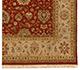 Jaipur Rugs - Hand Knotted Wool Red and Orange SPR-07 Area Rug Cornershot - RUG1023512