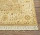 Jaipur Rugs - Hand Knotted Wool Beige and Brown SPR-28 Area Rug Cornershot - RUG1078138