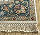 Jaipur Rugs - Hand Knotted Wool Ivory SPR-49 Area Rug Cornershot - RUG1091250