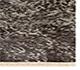 Jaipur Rugs - Hand Knotted Wool Grey and Black SPR-701 Area Rug Cornershot - RUG1025745