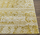 Jaipur Rugs - Hand Knotted Wool and Bamboo Silk Ivory SRB-652 Area Rug Cornershot - RUG1085723