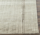 Jaipur Rugs - Hand Knotted Wool and Bamboo Silk Ivory SRB-701 Area Rug Cornershot - RUG1087800