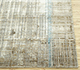 Jaipur Rugs - Hand Knotted Wool and Bamboo Silk Ivory SRB-701 Area Rug Cornershot - RUG1094518