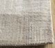 Jaipur Rugs - Hand Knotted Wool and Bamboo Silk Ivory SRB-701 Area Rug Cornershot - RUG1097466