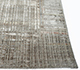 Jaipur Rugs - Hand Knotted Wool and Bamboo Silk Beige and Brown SRB-701 Area Rug Cornershot - RUG1090498