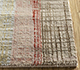 Jaipur Rugs - Hand Knotted Wool and Bamboo Silk Ivory SRB-701 Area Rug Cornershot - RUG1090165