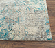 Jaipur Rugs - Hand Knotted Wool and Bamboo Silk Ivory SRB-707 Area Rug Cornershot - RUG1074543