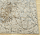 Jaipur Rugs - Hand Knotted Wool and Bamboo Silk Ivory SRB-729 Area Rug Cornershot - RUG1084457