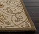 Jaipur Rugs - Hand Tufted Wool Gold TAC-03 Area Rug Cornershot - RUG1029473