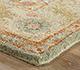 Jaipur Rugs - Hand Tufted Wool Blue TAC-601 Area Rug Cornershot - RUG1028796