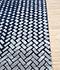 Jaipur Rugs - Hand Tufted Wool and Viscose Blue TAQ-400 Area Rug Cornershot - RUG1077471