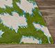 Jaipur Rugs - Hand Tufted Wool and Viscose Green TAQ-6051 Area Rug Cornershot - RUG1060775