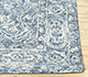 Jaipur Rugs - Hand Tufted Wool Blue TLR-6009 Area Rug Cornershot - RUG1094756