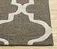 Jaipur Rugs - Hand Tufted Wool Beige and Brown TLT-655 Area Rug Cornershot - RUG1035148
