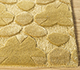 Jaipur Rugs - Hand Tufted Wool and Viscose Gold TOP-101 Area Rug Cornershot - RUG1098694