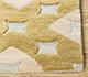 Jaipur Rugs - Hand Tufted Wool and Viscose Gold TOP-106 Area Rug Cornershot - RUG1105087